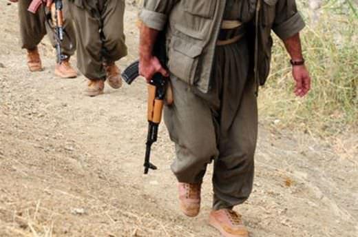 Derik'te 2 PKK'lı öldürüldü