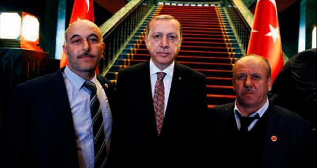 Muhtarlardan Erdoğan'a Oylat daveti