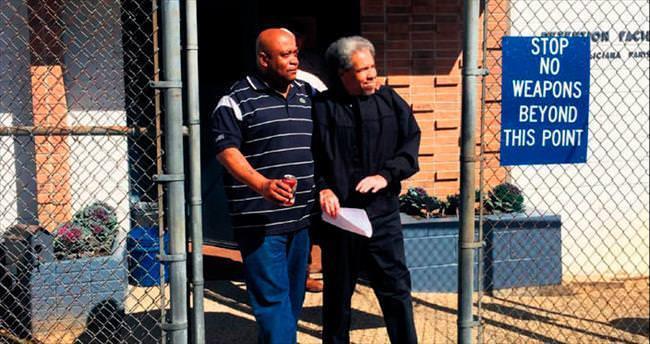 43 yıllık tecridin ardından özgür