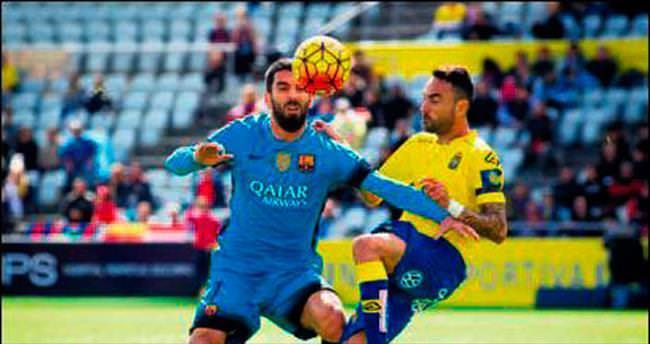 Barça istediğini aldı