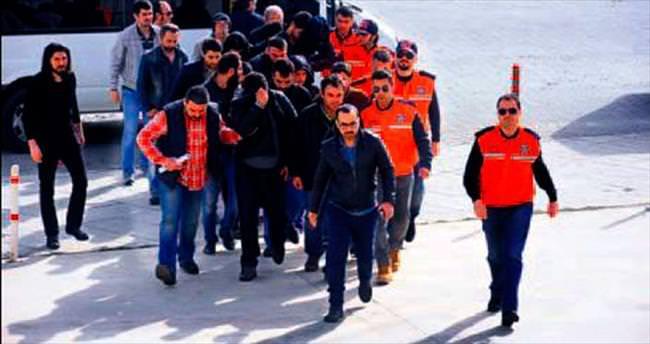 Dün yakalanan göçmen sayısı 963