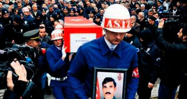 Ankara şehitleri uğurlandı