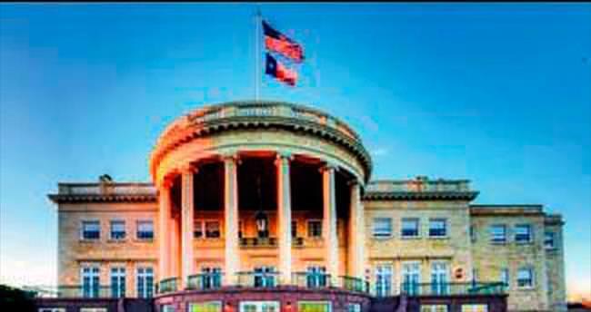 Beyaz Saray görünümlü eve 6 milyon $