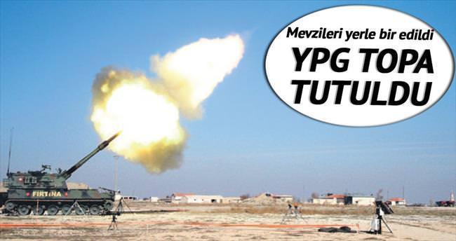 YPG topa tutuldu