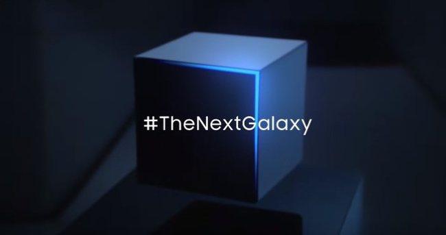 Galaxy S7 tanıtılıyor!