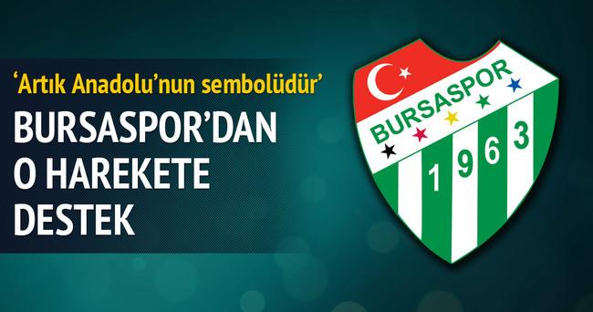 Bursaspor, Salih Dursun'a sahip çıktı