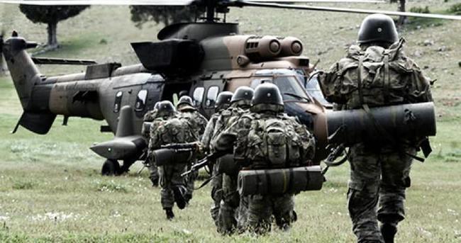 Musul operasyonu için son hazırlıklar yapıldı