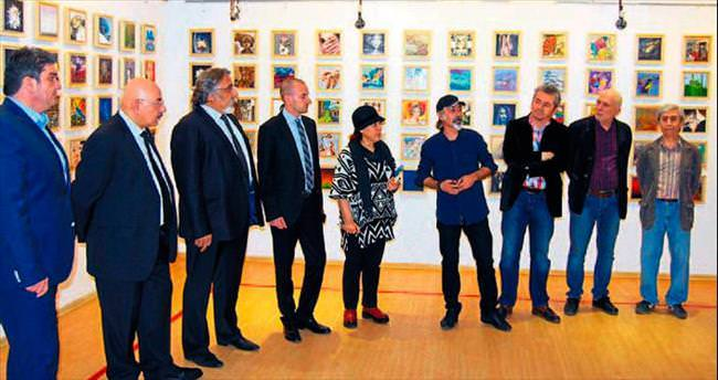 21'inci Küçük Şeyler karma sergisi açıldı