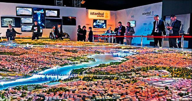 İstanbul, alanını ikiye katladı