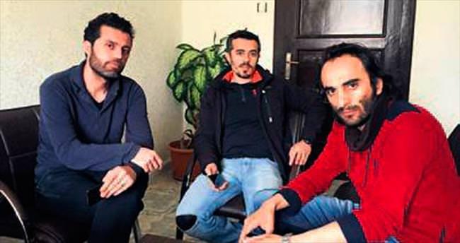 AA muhabirleri serbest