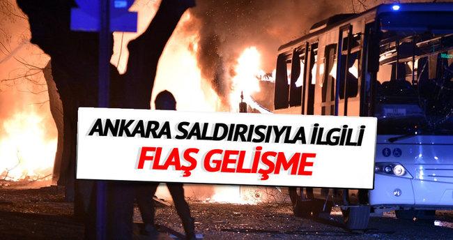 Ankara saldırısında 14 kişi tutuklandı