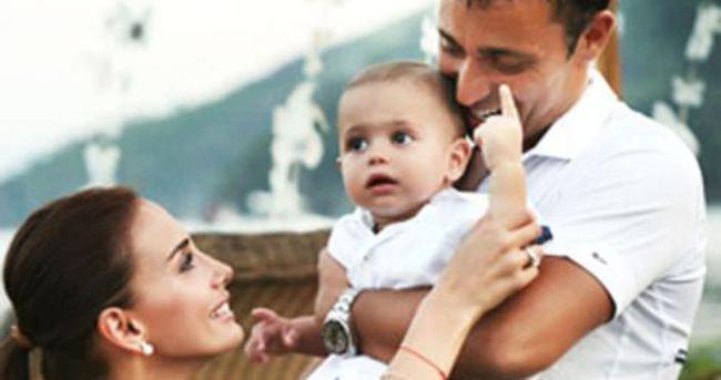 Mustafa Sandal'ın oğlu büyüdü