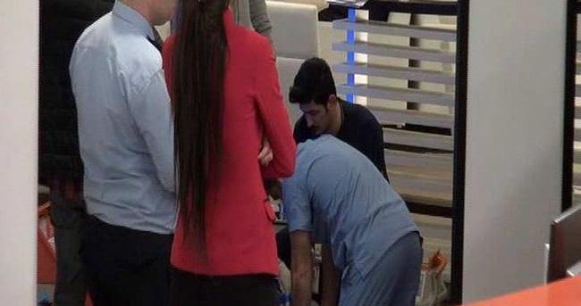 7 yaşındaki çocuk havalimanı'nda hayatını kaybetti
