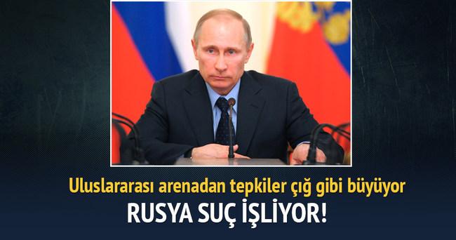 Uluslararası Af Örgütü: Rusya savaş suçu işliyor
