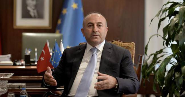 Çavuşoğlu'ndan AP raportörü Piri'ye çok sert sözler