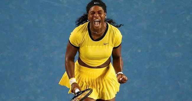 Serena Williams 157 haftadır zirvede