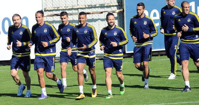 Fenerbahçe, Lokomotiv Moskova maçının hazırlıklarına başladı