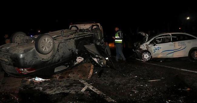 Beykoz'da feci kaza: 3 ölü