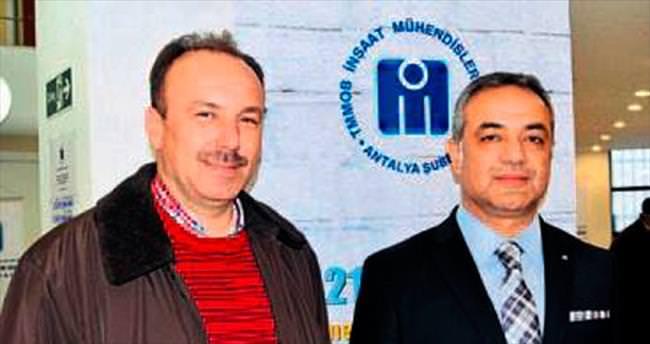 İMO'da Oğuz gitti Mustafa Balcı geldi