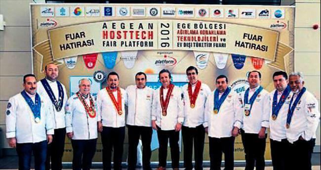 Cumhurbaşkanı Erdoğan'a aşçılardan destek