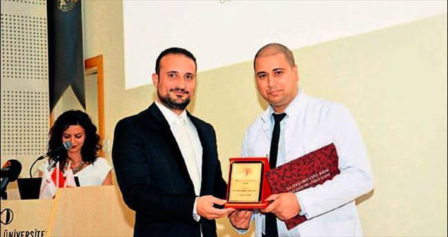 YDÜ DESAM Bilimsel Ödülleri törenle verildi