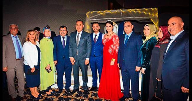 Nezihe ile Ahmet Can nişan yüzüğünü taktı