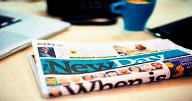 İngiltere'de 30 yıl sonra ilk gazete