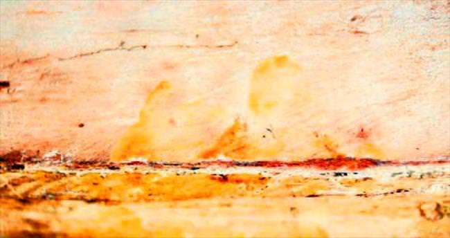 Ahşap tabutta 3 bin yıllık parmak izi