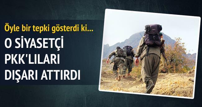 Kürt şair Burkay PKK'lıları kovdu