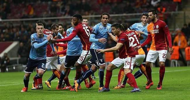Lazio-Galatasaray maçına Rus hakem