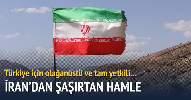 İran'dan 'olağanüstü ve tam yetkili' Türkiye açılımı
