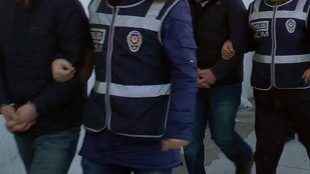 Sur'daki terör operasyonunda 5 kişi tutuklandı