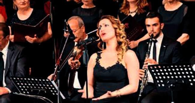 Antalya Barosu şarkılarla büyüledi