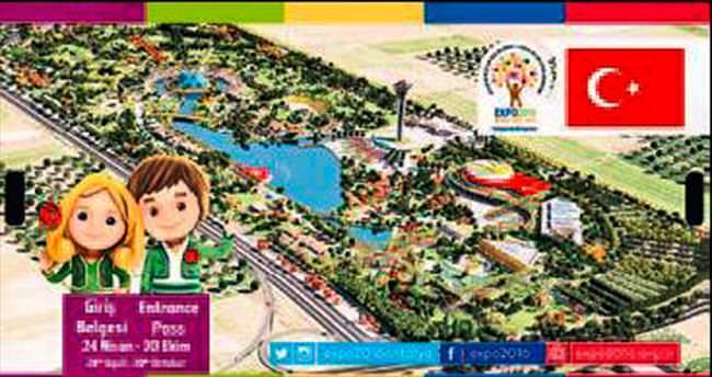 EXPO2016 biletleri yoğun ilgi görüyor