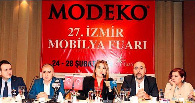 Mobilya sektörünün nabzı İzmir'de atacak