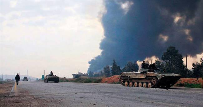 Suriye rejimi ve muhalifler ateşkesi kabul etti