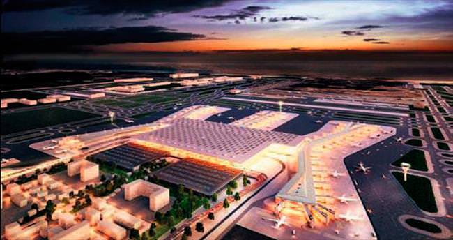 Yeni havalimanı mega ödüle aday gösterildi