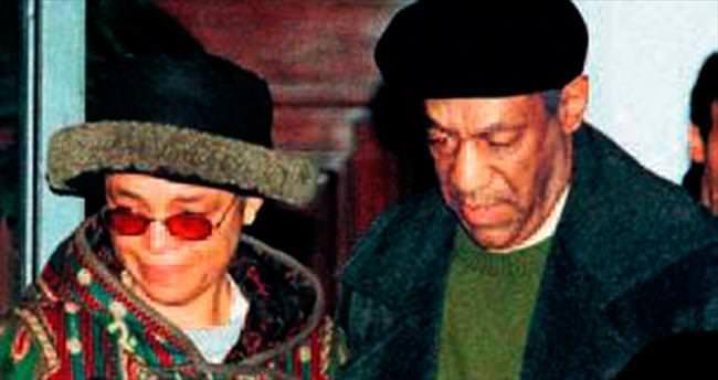 Cosby'nin eşi ilk kez ifade verdi