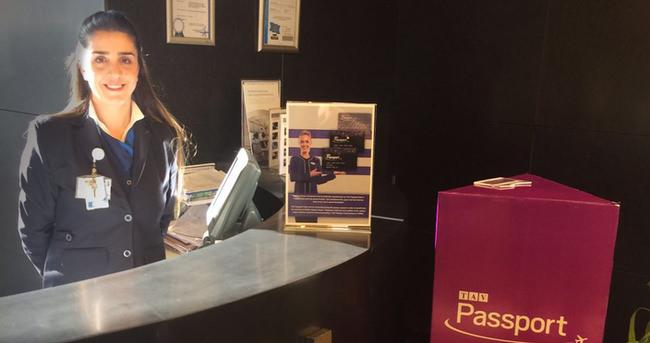 TAV Passport Kart şimdi de Sabiha Gökçen Havalimanı'nda