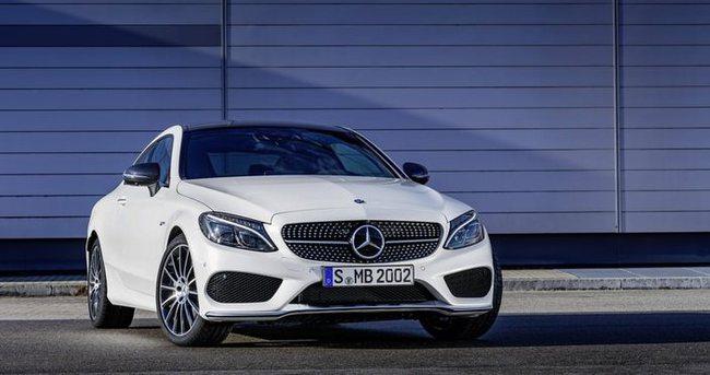 Mercedes-AMG C43 Coupe 367 HP'lik motoruyla gün yüzüne çıktı