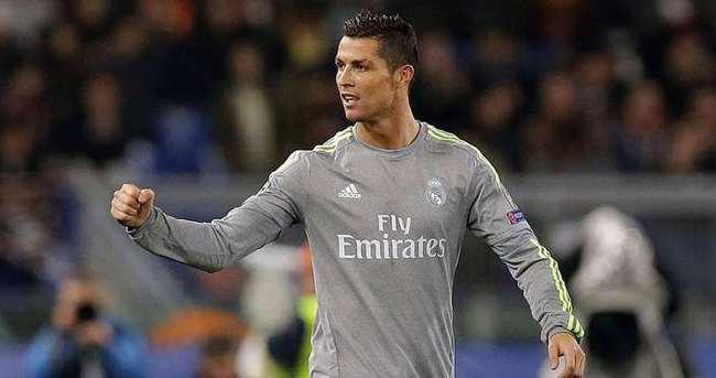 Sosyal medyadanın kralı Ronaldo