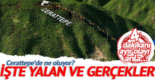 Cerattepe'de yapılacak bakır madeninin gerçekleri!