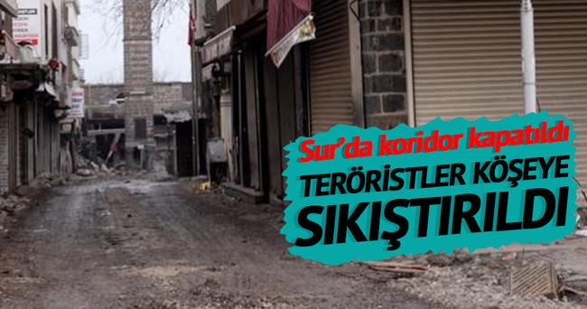 PKK'lılar köşeye sıkıştırıldı