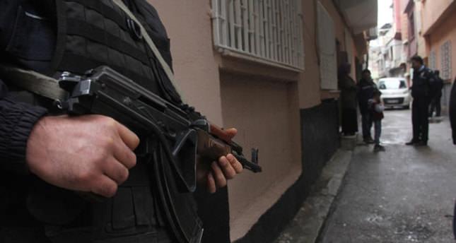 Ankara polisinden Eryaman'da operasyon