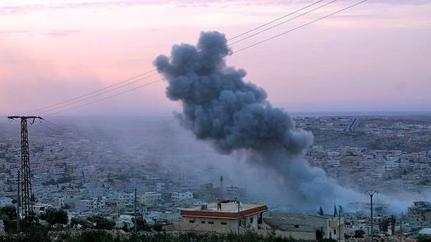 Rusya, Suriye'deki duruma ilişkin haritayı ABD'ye iletti