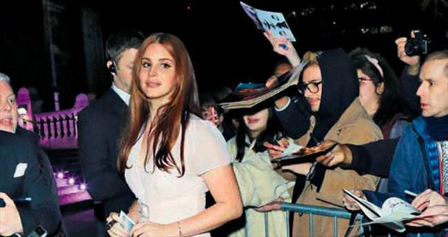 Gecenin yıldızı Lana