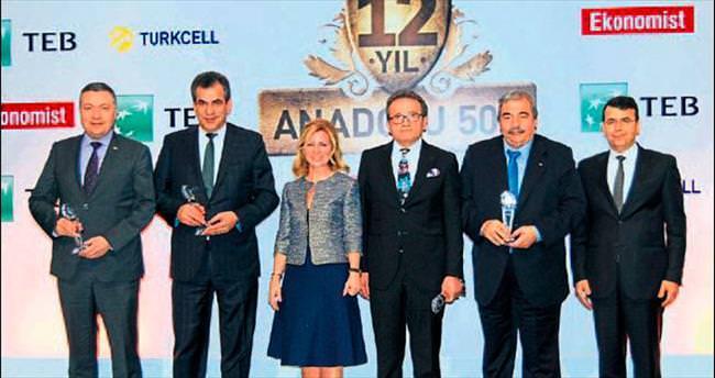 Gaziantepli SANKO Anadolu şampiyonu