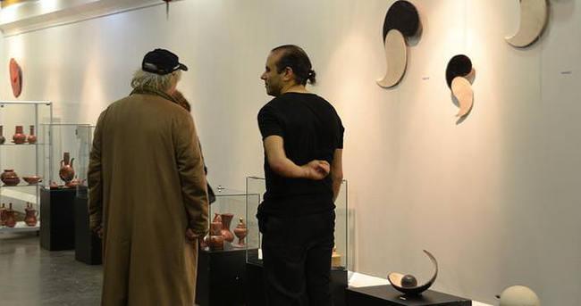 'Tophane İşi Lülecilik' sergisi açıldı