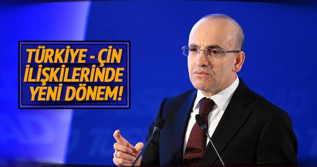 Türkiye-Çin ilişkilerinde yeni dönem