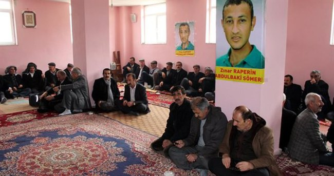 Teröristin babası ve kardeşi serbest bırakıldı
